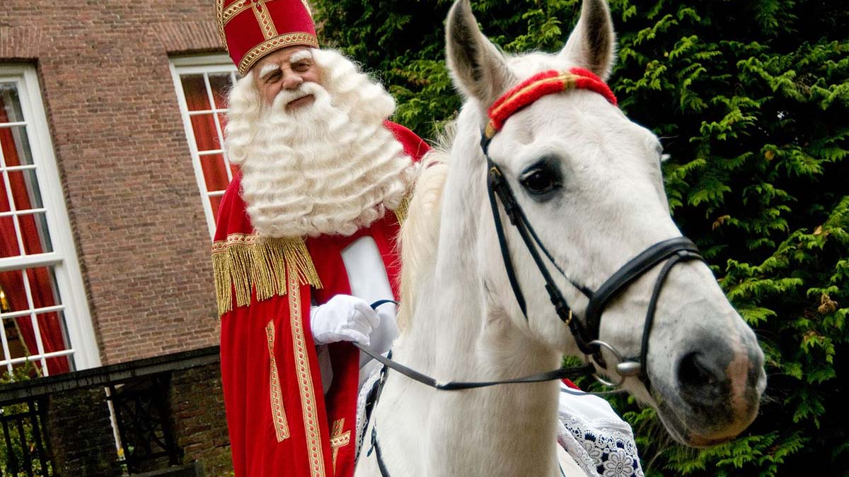 Neemt Ozosnel de plaats in van Amerigo als het nieuwe paard van Sinterklaas?