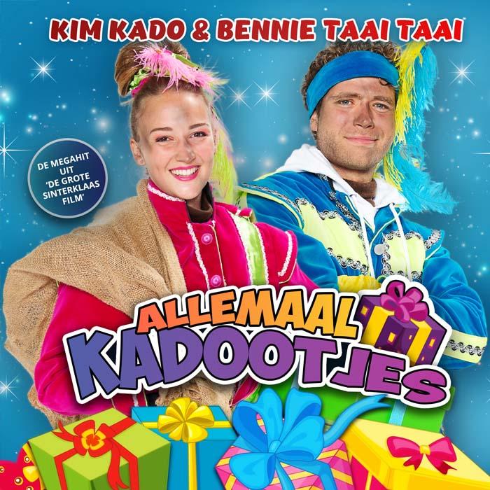 Kim Kado & Bennie Taai Taai zingt Allemaal Kadootjes