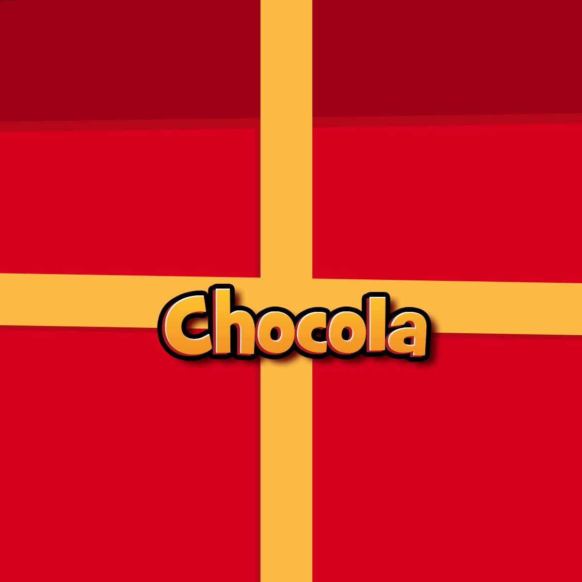 Coole Piet & Danspiet zingt Chocola