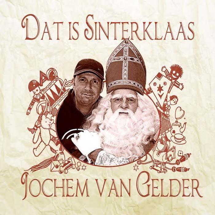 Jochem van Gelder zingt Dat is Sinterklaas