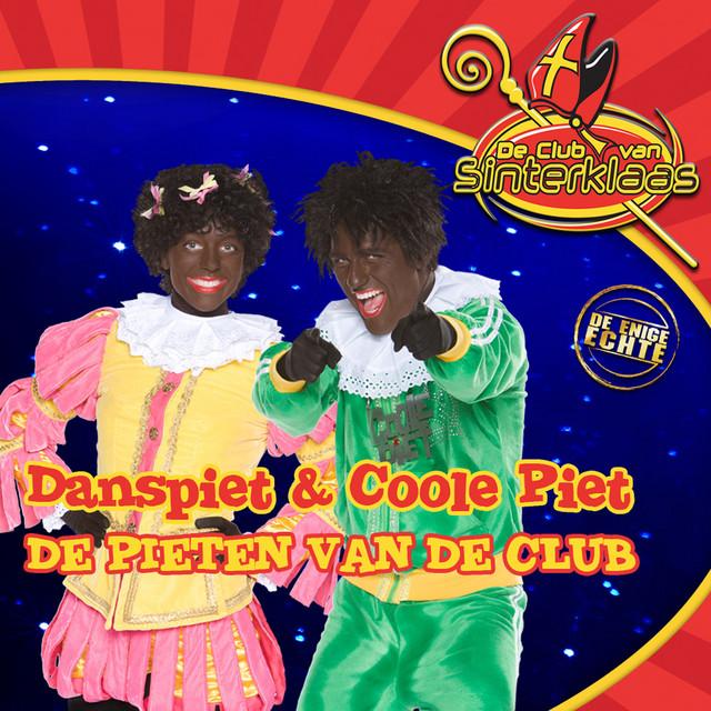 Coole Piet & Danspiet zingt De Pieten van de Club