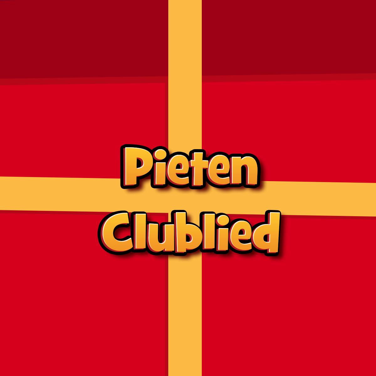 Coole Piet zingt Pieten Clublied
