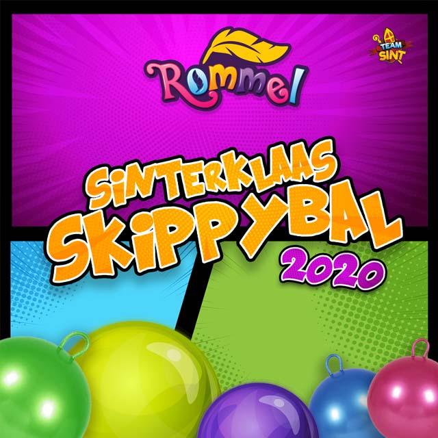 Rommelpiet zingt Sinterklaas Skippybal
