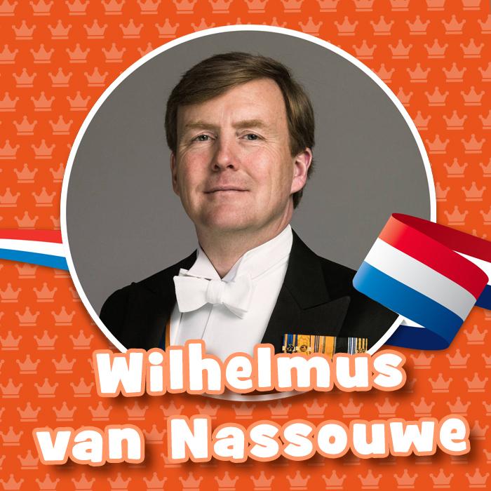 Alle zingt Wilhelmus van Nassouwe