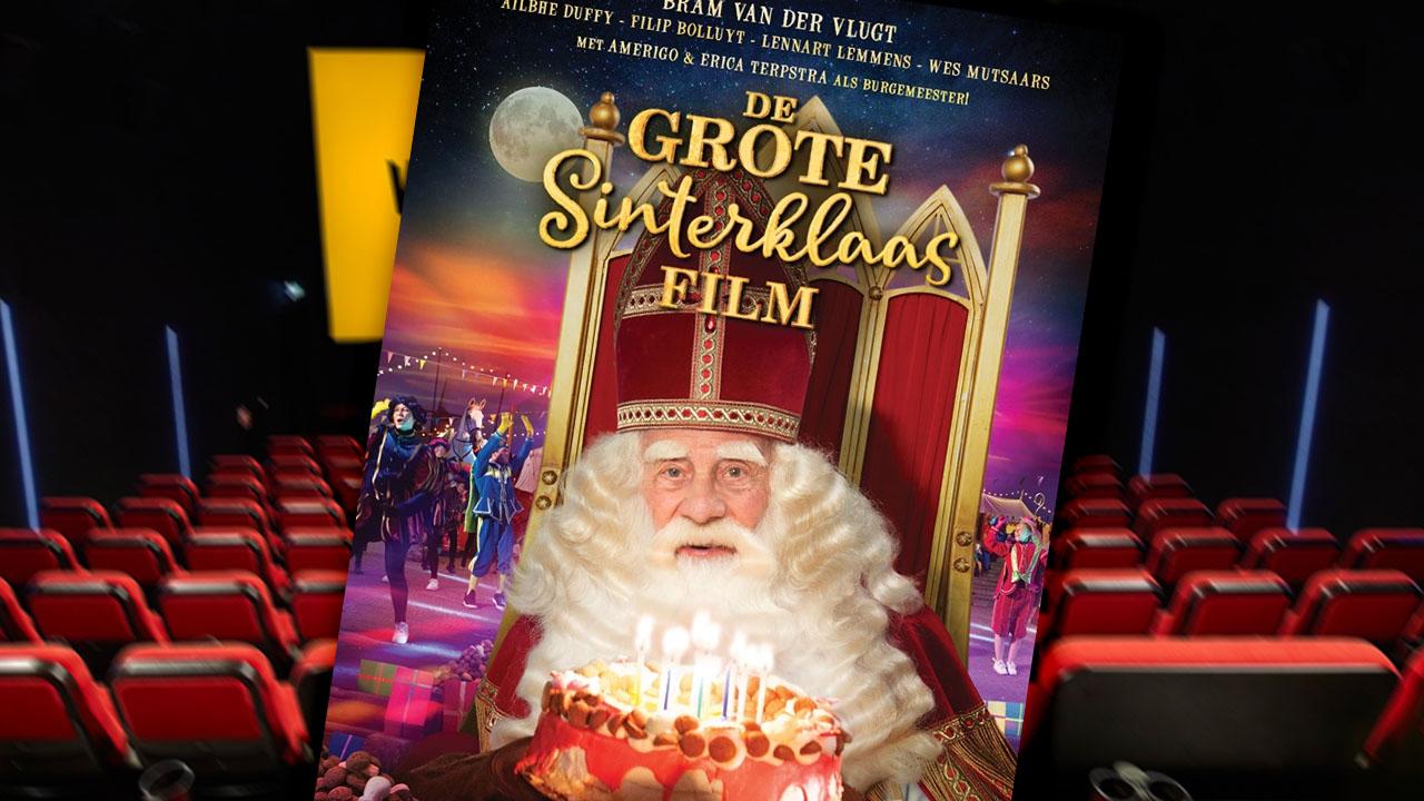 De Grote Sinterklaasfilm voor de 1e keer bekroond met een Gouden Film