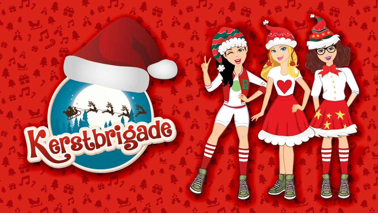 Deze kerstvakantie is het Raak! met de Kerstbrigade